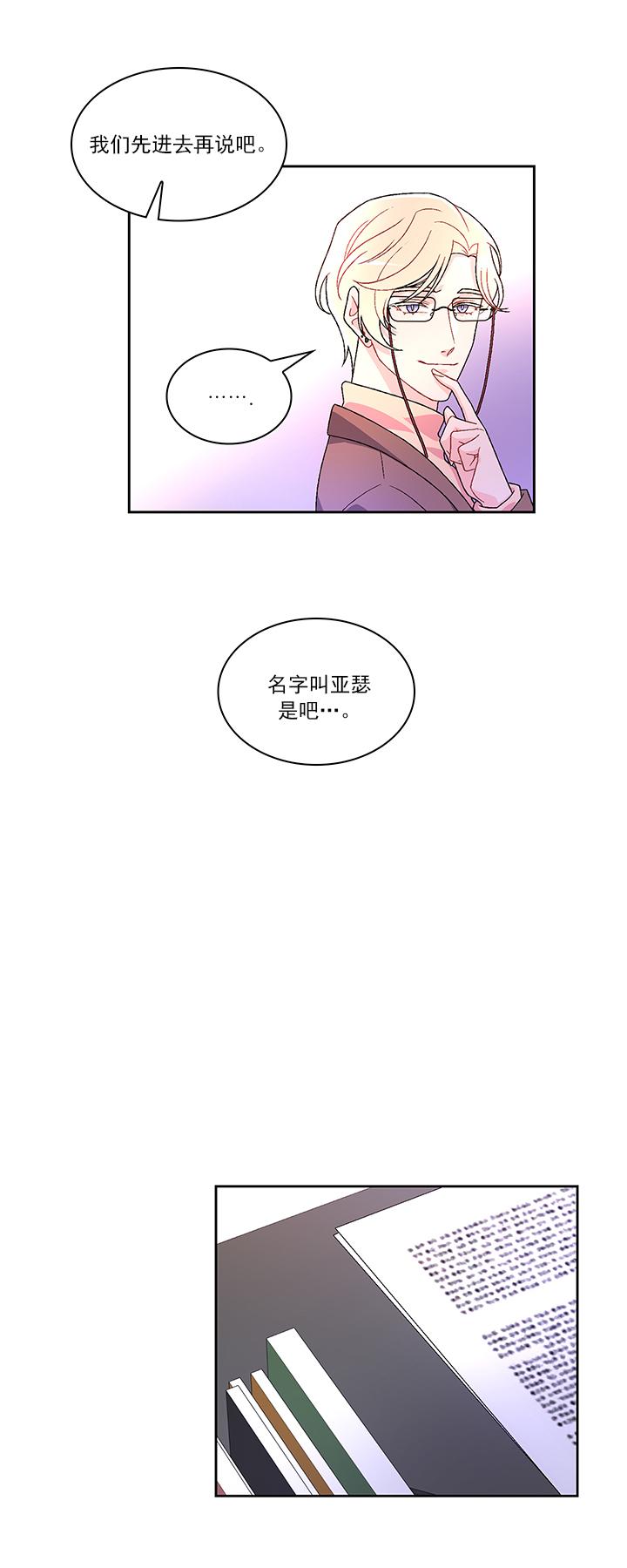 韩漫 | 《亚瑟》美人攻x刑警受  第20张
