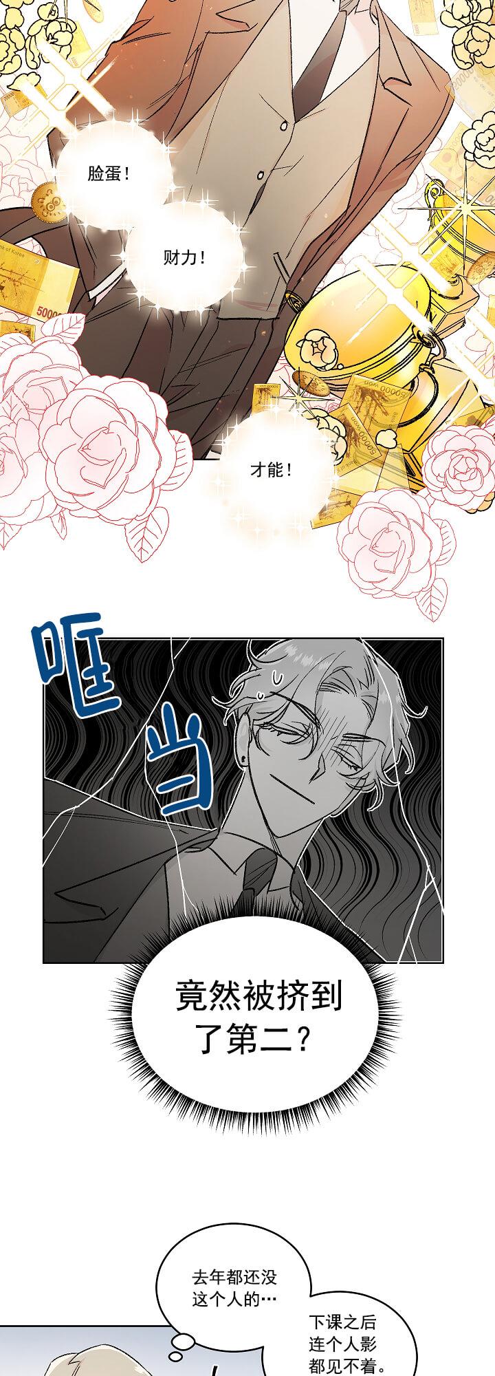 韩漫 | 《秘密疗法》永远的第一名之第二名的逆袭  第16张