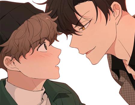 韩漫   《主人的私情》主人和忠犬男友的浪漫爱情!