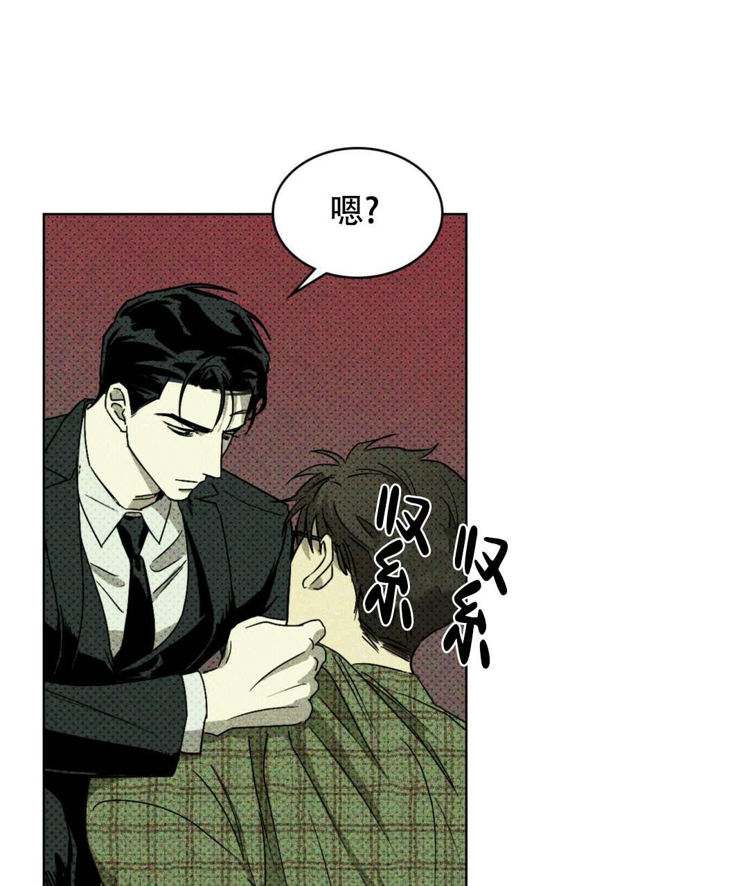 韩漫  《绿色镌像》这男人竟该死的甜美~纯情男大学生x黑帮大佬  第4张
