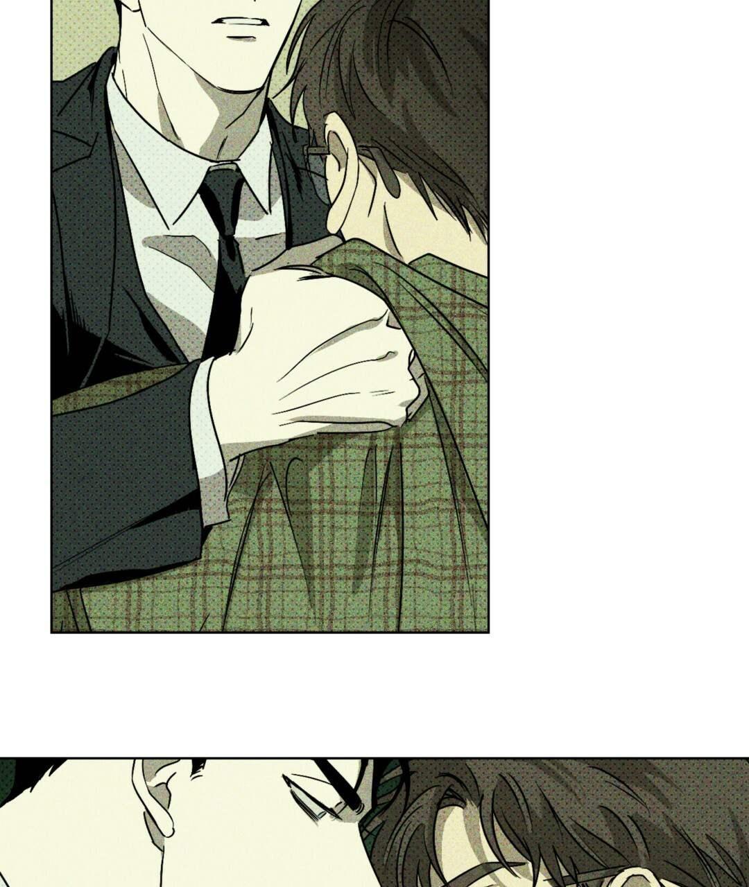 韩漫  《绿色镌像》这男人竟该死的甜美~纯情男大学生x黑帮大佬  第10张