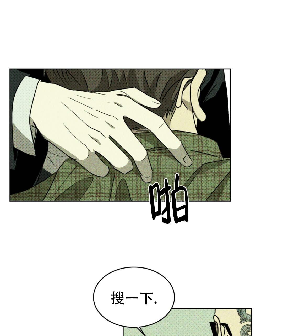 韩漫  《绿色镌像》这男人竟该死的甜美~纯情男大学生x黑帮大佬  第15张