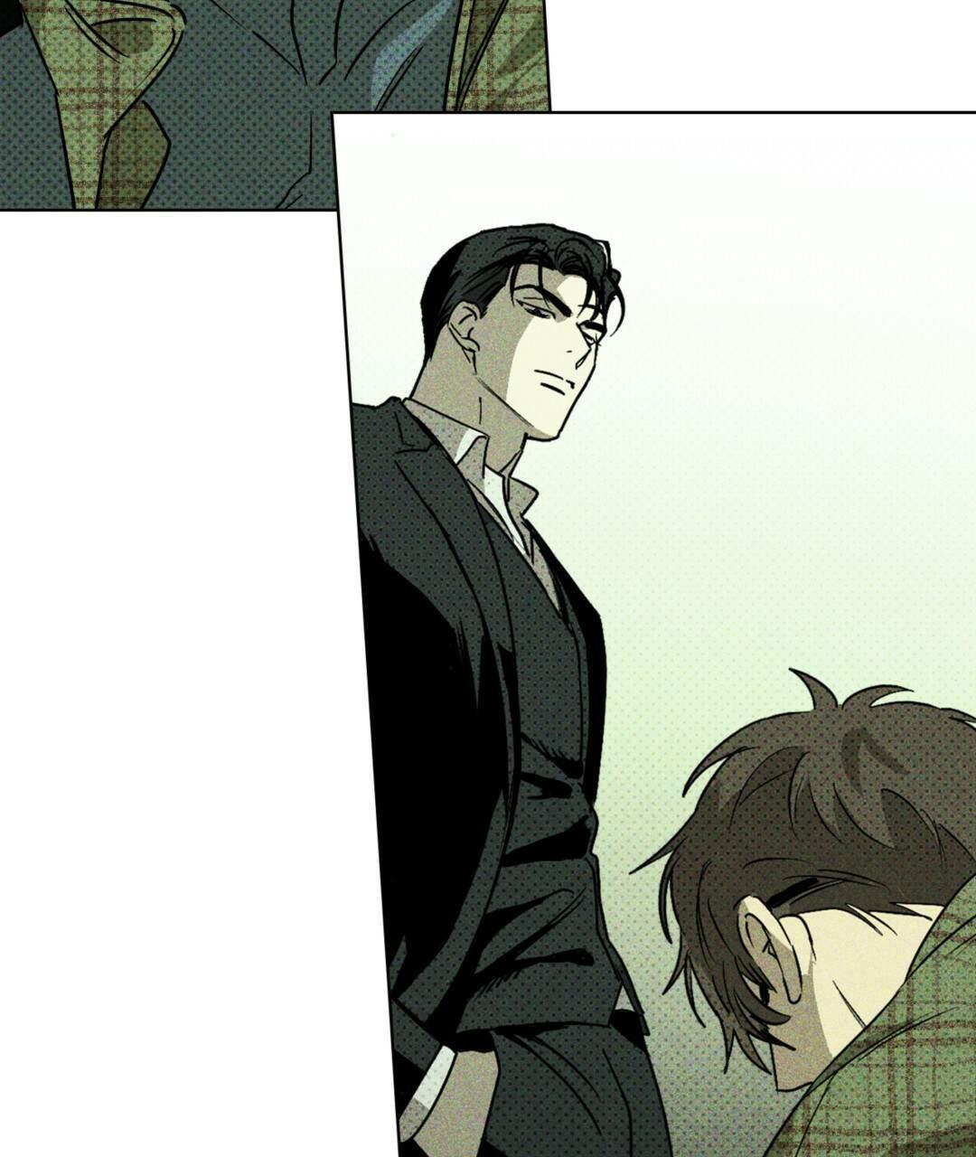 韩漫  《绿色镌像》这男人竟该死的甜美~纯情男大学生x黑帮大佬  第25张